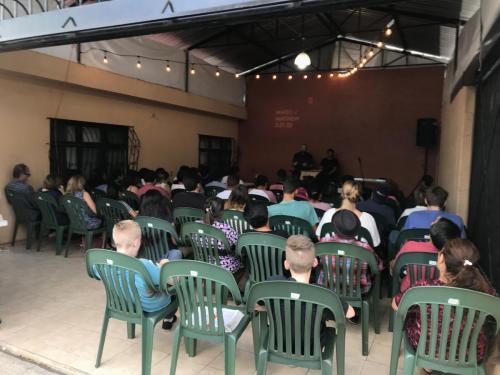 Church service 5-26-19