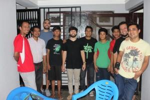 Young Men at CCBC Nepal