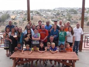 Calvary Chapel Shoreline V.B.S. team