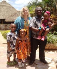 Kanyike Family Dec 2015