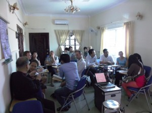 A John Maxwell Leadership Communication Workshop at TIC, led by Benjamin Goh, a Certified John Maxwell Coach and Trainer.