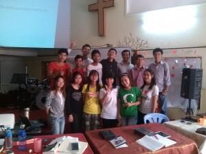 church planting class