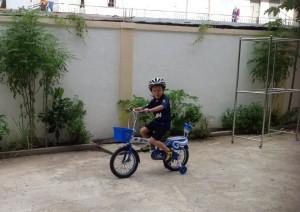 Benjamin bicycle