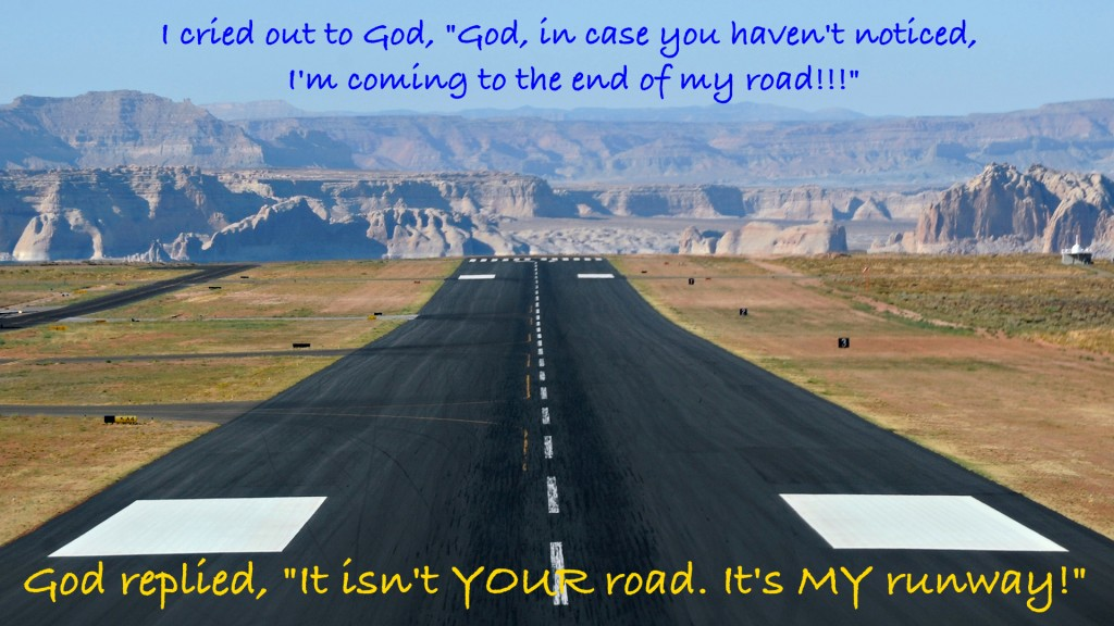 God's runway