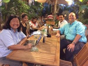 Kone Kmeng board meeting