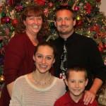 2014 Struska Christmas Photo - Low