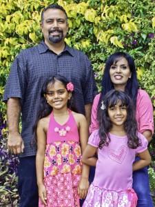 Zavala Family 2013