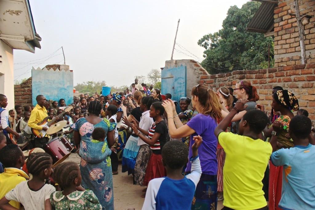 Choir Practice at CCBaraka