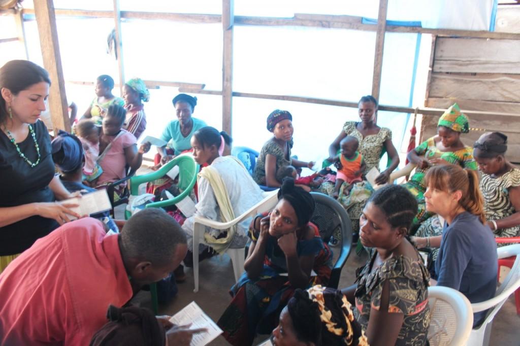 Women's Conference at Calvary Chapel Baraka