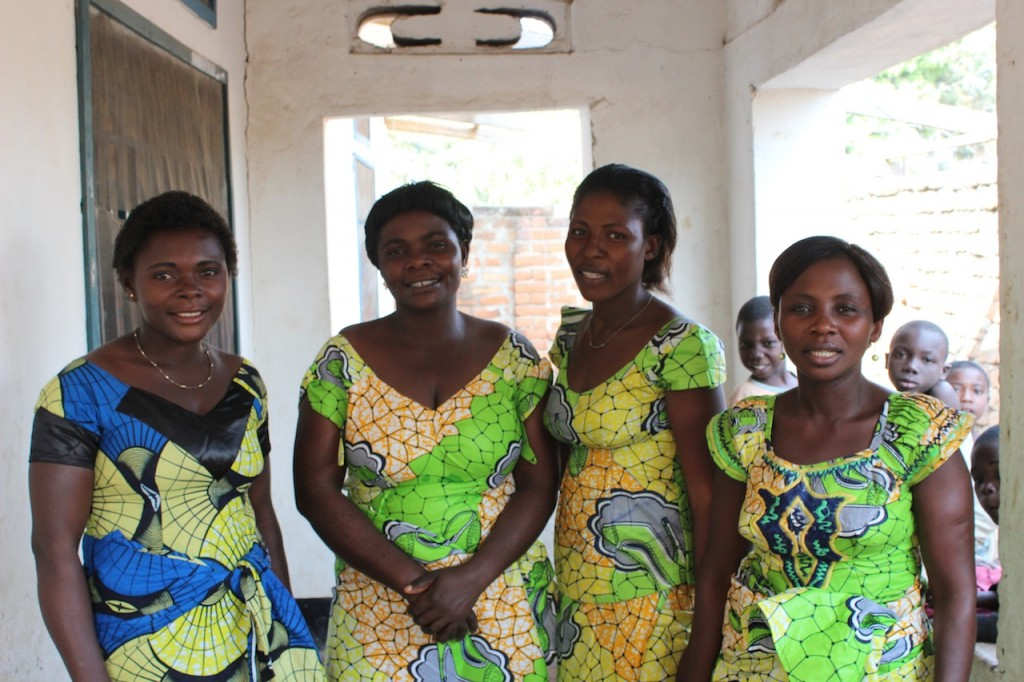 Choir from Calvary Chapel Baraka